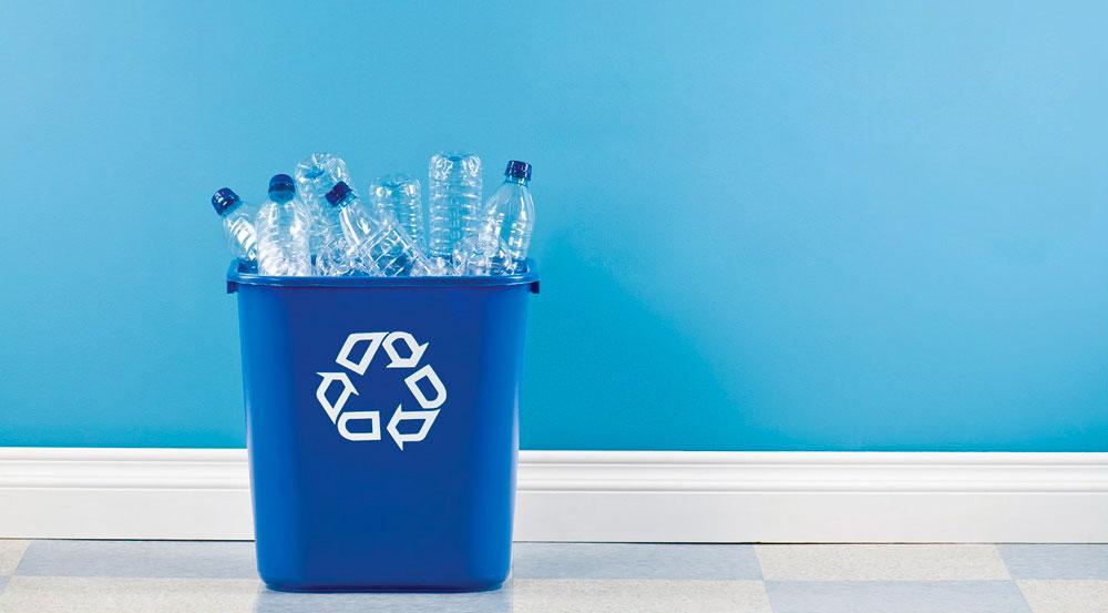 riciclo plastica per non inquinare mare oceani